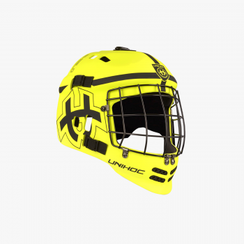 Unihoc Shield Yellow/Black