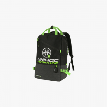 Unihoc Backpack Oxygen Line Black