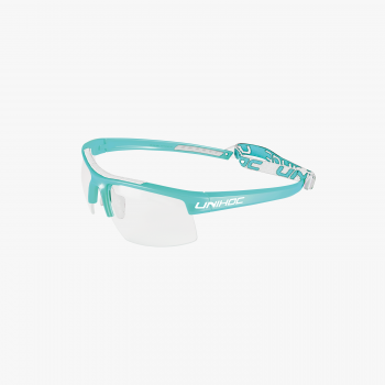 Unihoc Eyewear Energy Junior Turquoise/White