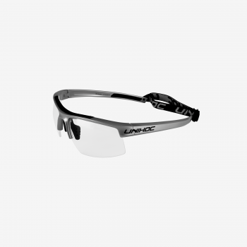 Unihoc Eyewear Energy Senior Graphite/Black