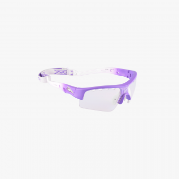 Zone Eyewear Matrix Kids Purple/White