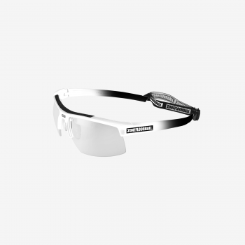 Zone Eyewear Protector White/Black