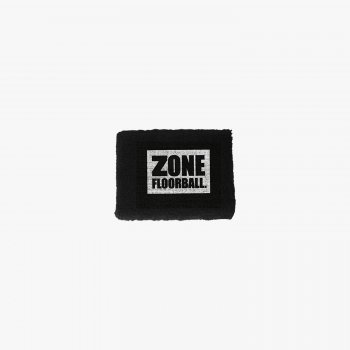 Zone Wristband Logo Black