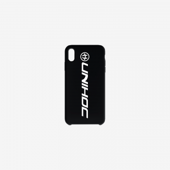 Unihoc iPhone XR Cover Black
