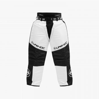 Unihoc Pants KEEPER Black /White