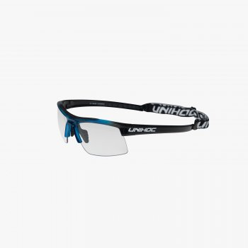 Unihoc Eyewear ENERGY Kids Crystal Blue/Black