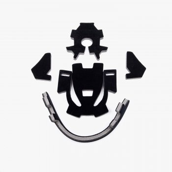 Unihoc Mask Spare Part Padding Set Middle-End