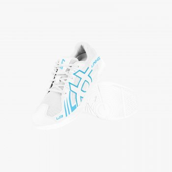 Unihoc U3 Junior Unisex White/Blue