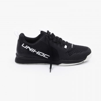 Unihoc U4 PLUS LowCut Men Black