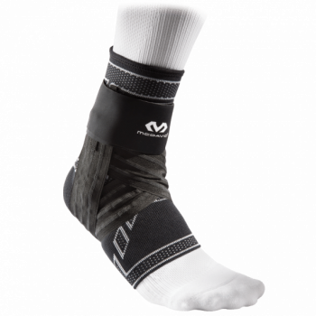 McDavid 5146 Elite Engineered Elastic™ Ankle Brace w/Fig 6 Strap&Stays