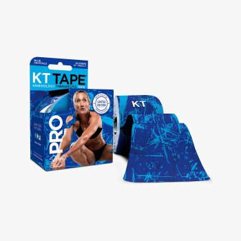 KT Tape Pro Precut Limited Edition Blue Crystal