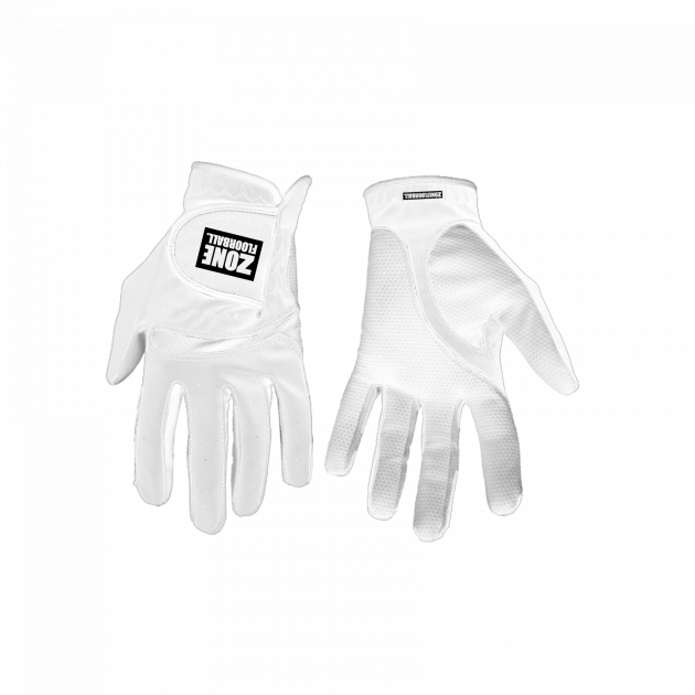 Zone Gloves Monster All White