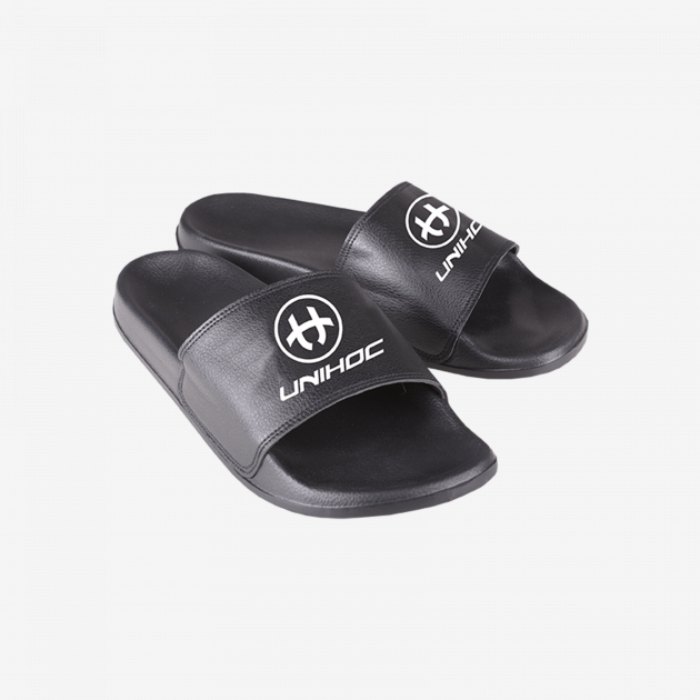 Unihoc Slippers Black